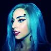 thegrownupthing: (Gaga: Blue elf)