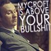 rosiedoes: (Sherlock - Mycroft Bullshit)