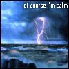 skaldadottir: thunderstorm (calm as a thunderstorm)