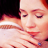 kass: Eleven and Amy hug. (hug)