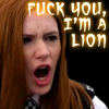 rebooting: (Amy is a lion)
