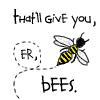 rebooting: (bees!)