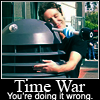 rebooting: (Doctor don't hug the Dalek)