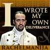 rachelmanija: (I wrote my own deliverance)