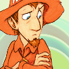 "wizzardly: (""Because"" said Rincewind vaguely)"