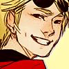 parodeity: feastings @ tumblr (LAUGH 🎧 shades off grin)