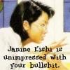 baseballchica03: (bsc - janine unimpressed)
