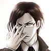 ketsuouji: ([megane teacher mode mk. II])