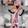 deadlydelicacy: (pinstripe corset)