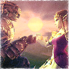 strongmekachan: ([ssbb] Ganondorf/Zelda)