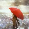darjeeling: Umbrella-chan | Mahou Tsukai No Yoru ([ ANIM ] after the rain ends)