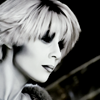 cassandraoftroy: Chiana from Farscape, an alien with grayscale skin and hair (chiana)