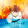 kayable: (the fire and the flood)