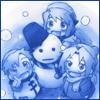 yuukihikari: (Toddlers in the Snow)