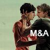 lilian_cho: Merlin & Arthur modern-day!AU (Merlin/Arthur modern-day!AU *holds face*)