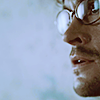 caveat_lector: will graham with glasses against sky (will graham glasses sky)