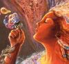 ladylarkrune: (Blowing Bubbles)