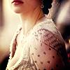 ladysophiekitty: (Morgana white dress)