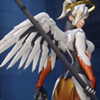 caduceusvalkyrie: (Over the shoulder)