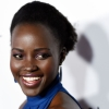citizenmoore: Lupita Nyong'o looking right with a white background (Yvette(againstthewall))