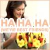 newtypelady: A lady bought someone Edible Arrangements, because WE'RE BEST FRIENDS HA HA HA HA. (Edible arrangements.)