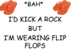 singerslament: (kick a rock)