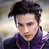avian_cat: Won Bin, hair mussed and a disbelieving expression, wearing a nylon jacket (Tom(kiddingme))
