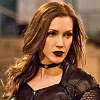blacksiren: (Glare)