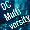 dcmultiversity: Blue text on landscape background that reads: DC Multiversity (DC Multiversity)