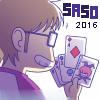 catlarks: (SASO: Cards)