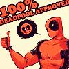 lina_trinch: Deadpool- Marvel: X-Men (approved)