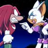 sexyspybat: Get a clue, Knux!! (makes knux scolded)