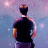 dayse: (John - from the back w/ stars) (Default)