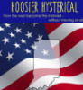 ozma914: cover of our new humor book (Hoosier Hysterical)