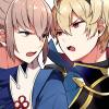 pandabuddha: Leo & Takumi | Fire Emblem: Fates (leokumi)