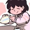 determinedest: (* Golden flower tea.)
