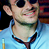 burdenofguilt: (grin | pool | josie's)