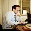 burdenofguilt: (lawyering | computer | headphones)