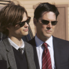 backtothelight: Hotch and Reid from Criminal Minds. (BAU MIB)