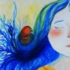 kiraly: (hair, bird)