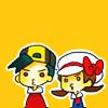 jlarinda: Hibiki and Kotone looking pouty (Pokemon - =3=)