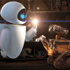 backtothelight: Wall-E and Eve. (You light up my life.)