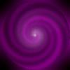 dru_evilista: A purple swirl (Purple Swirl)
