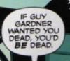 random_degree: (guy gardner)