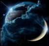 walksthestars: (Earth and Moon)