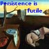 """scheherezhad: Persistence of Time, """"persistence is futile"""" (persistence)"""