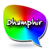 dhamphir: (speech bubble)