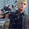 prompto: FF ※ PROMPTO head's up (TLR ※ DA/SH &everything about us)