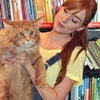 kersenjr: (fat cat!)
