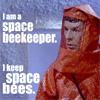 jheti: (motherfuckin' space bees)
